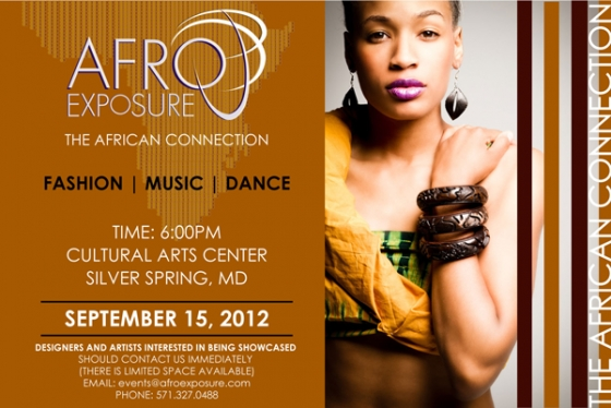 AfroExposure 2012 comes back to the Washington Metro Area