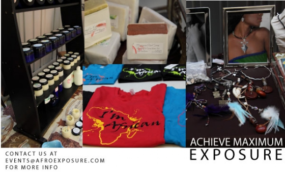 AfroExposure Vendor Registrations